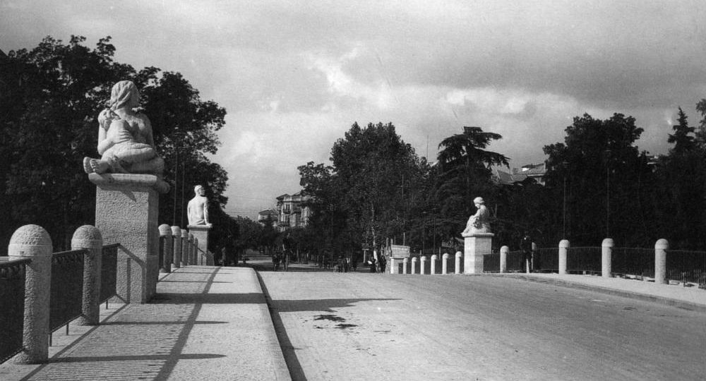 Curiosa storia dei ponti veronesi